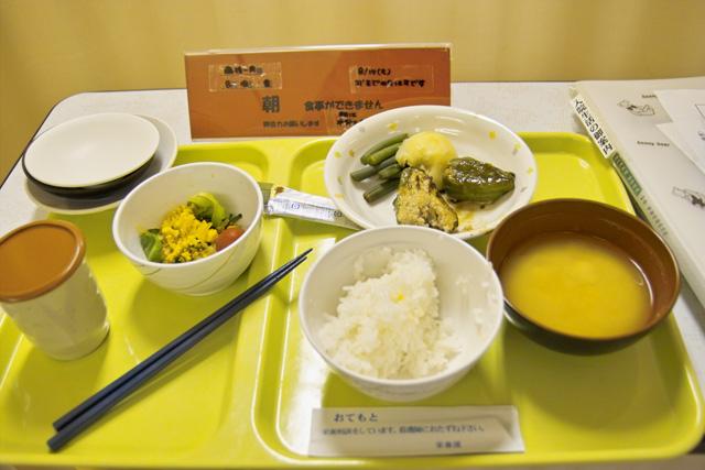 病院の夜食